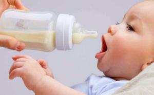 mleko dla niemowlaka jakie