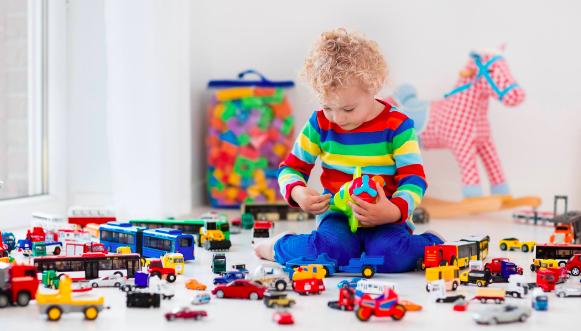 zabawki dla dziecka